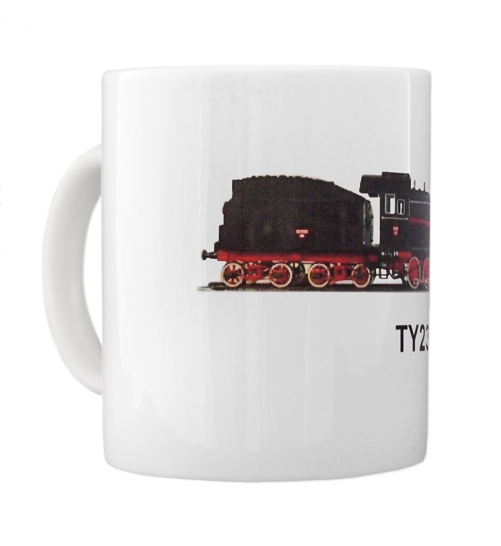 engine TY23 mug left view
