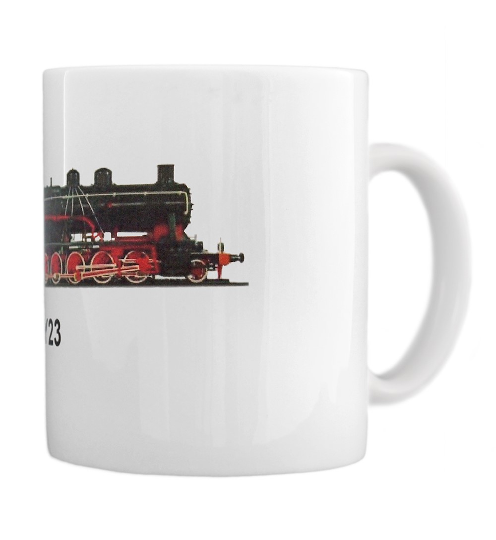 engine TY23 mug right view