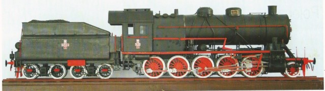 steam engine TY23-13