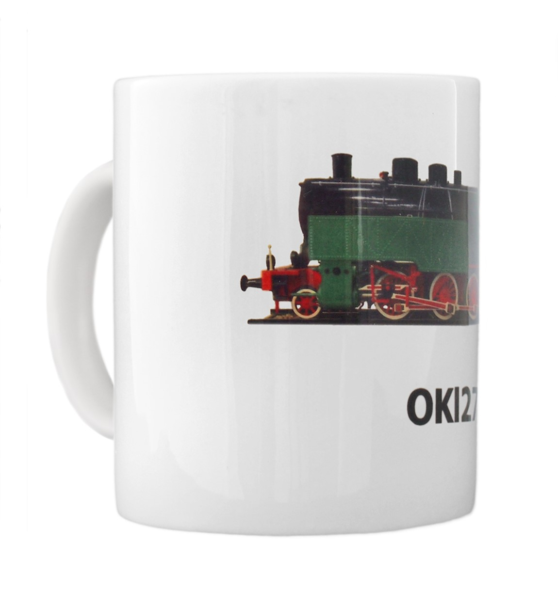 engine OKl27 mug left view