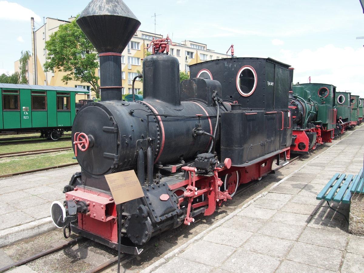 Narrow Gauge Steam Engines