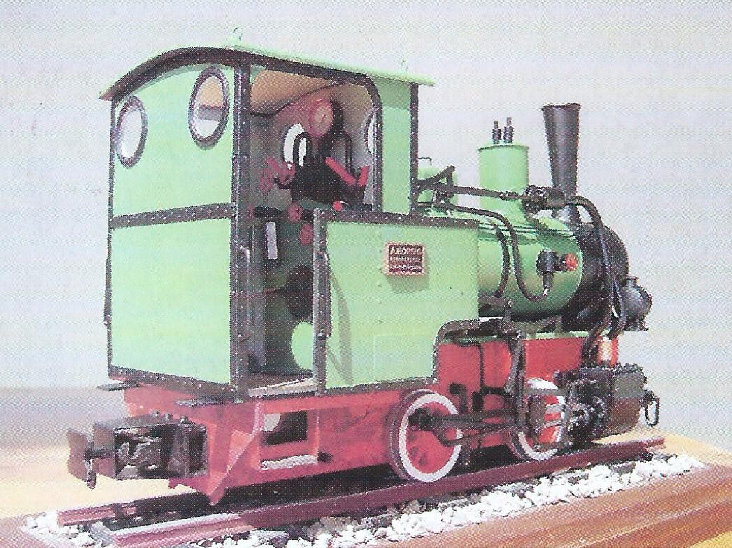 Borsig bn2t model 6