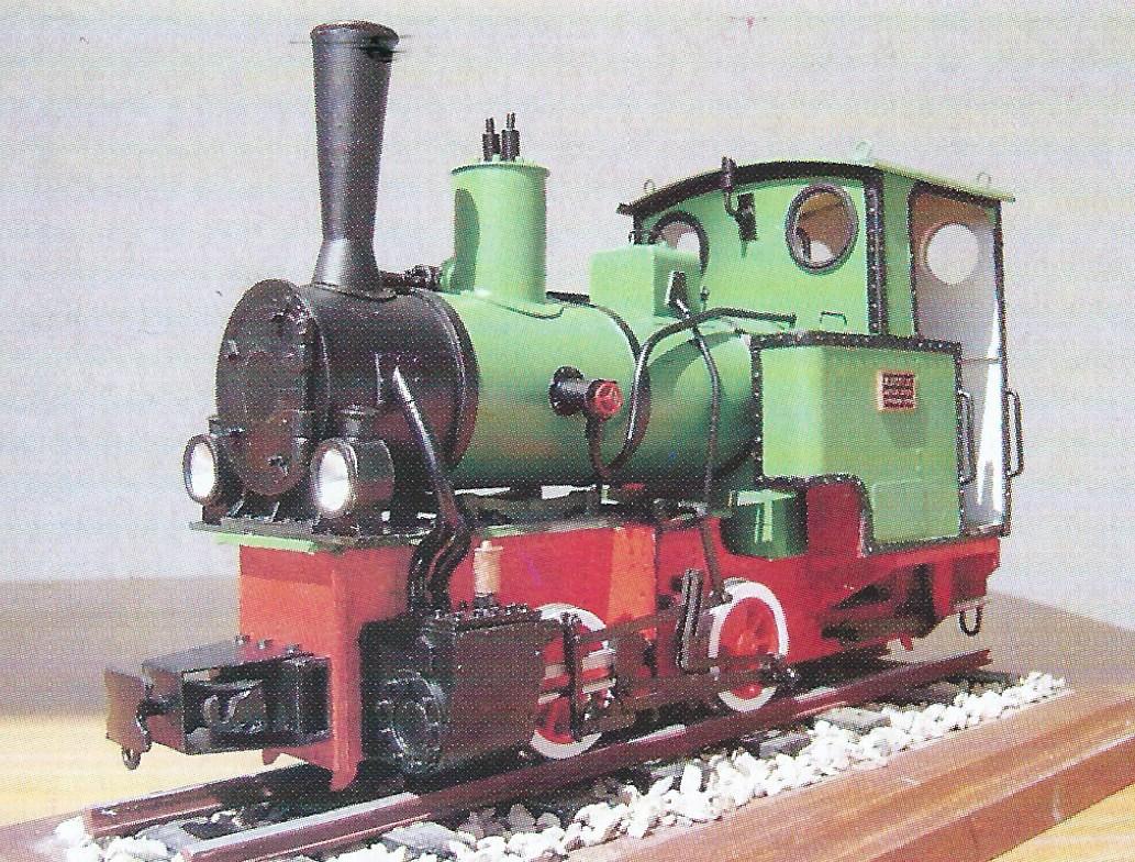 Borsig bn2t model 7