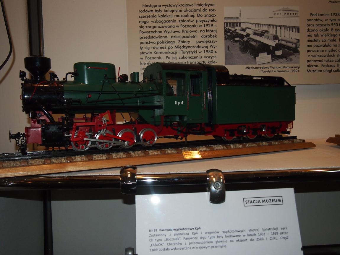 kp4 museum model