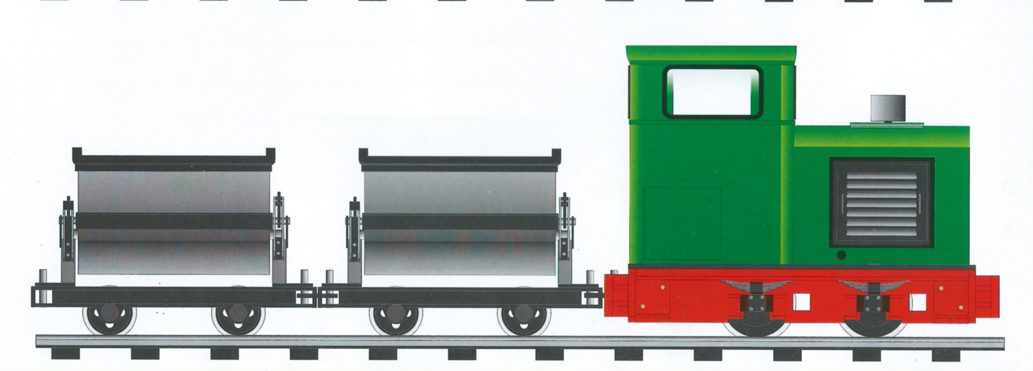 train model paper