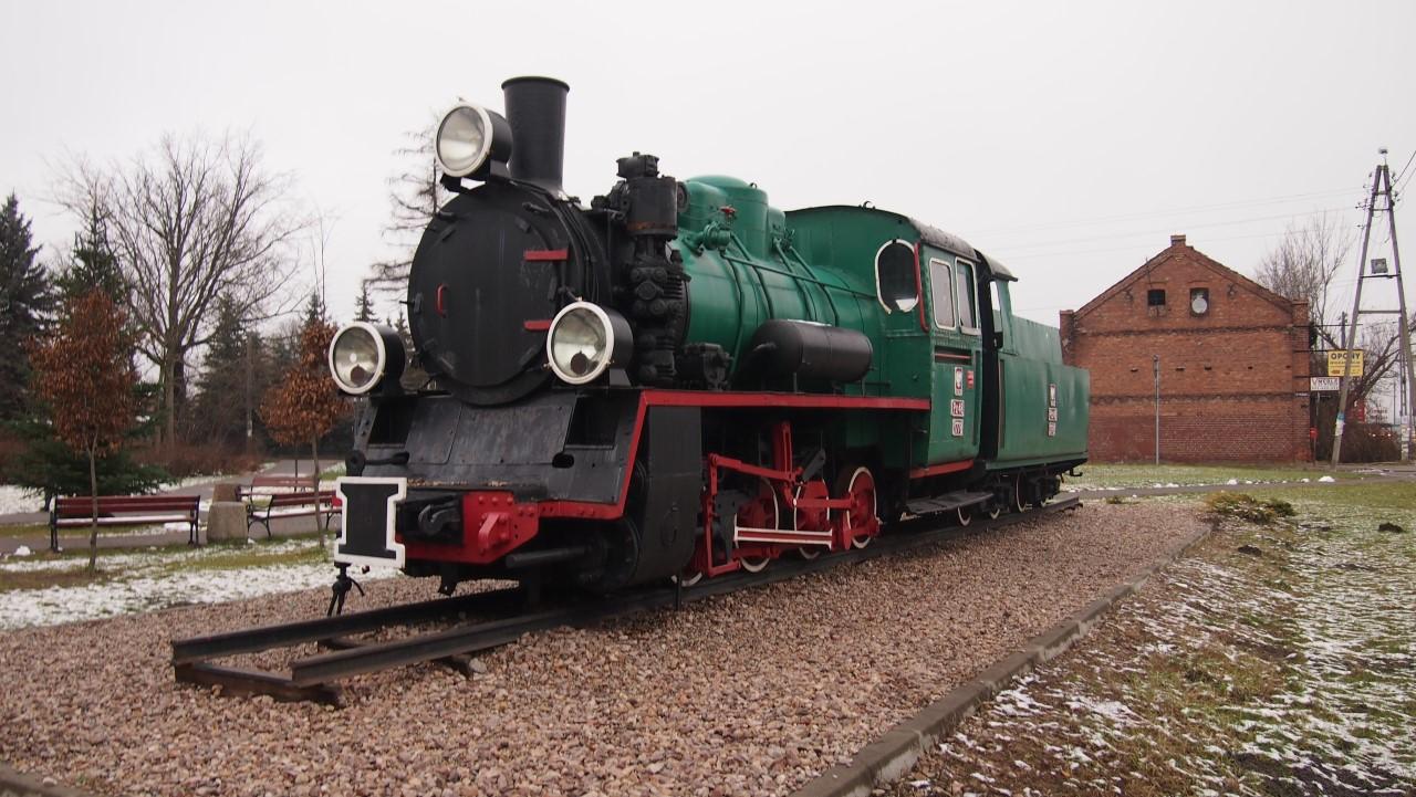 narrow gauge steam engine px48 view 5