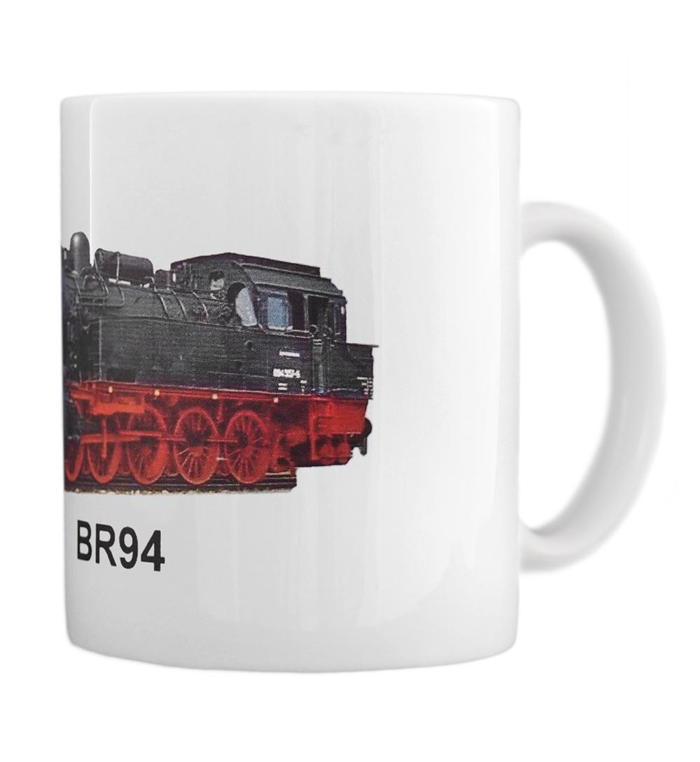 railroad mug BR94 view 3