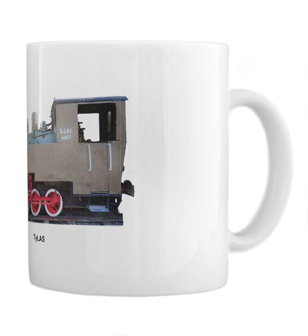 railroad mug Ty Las view 3