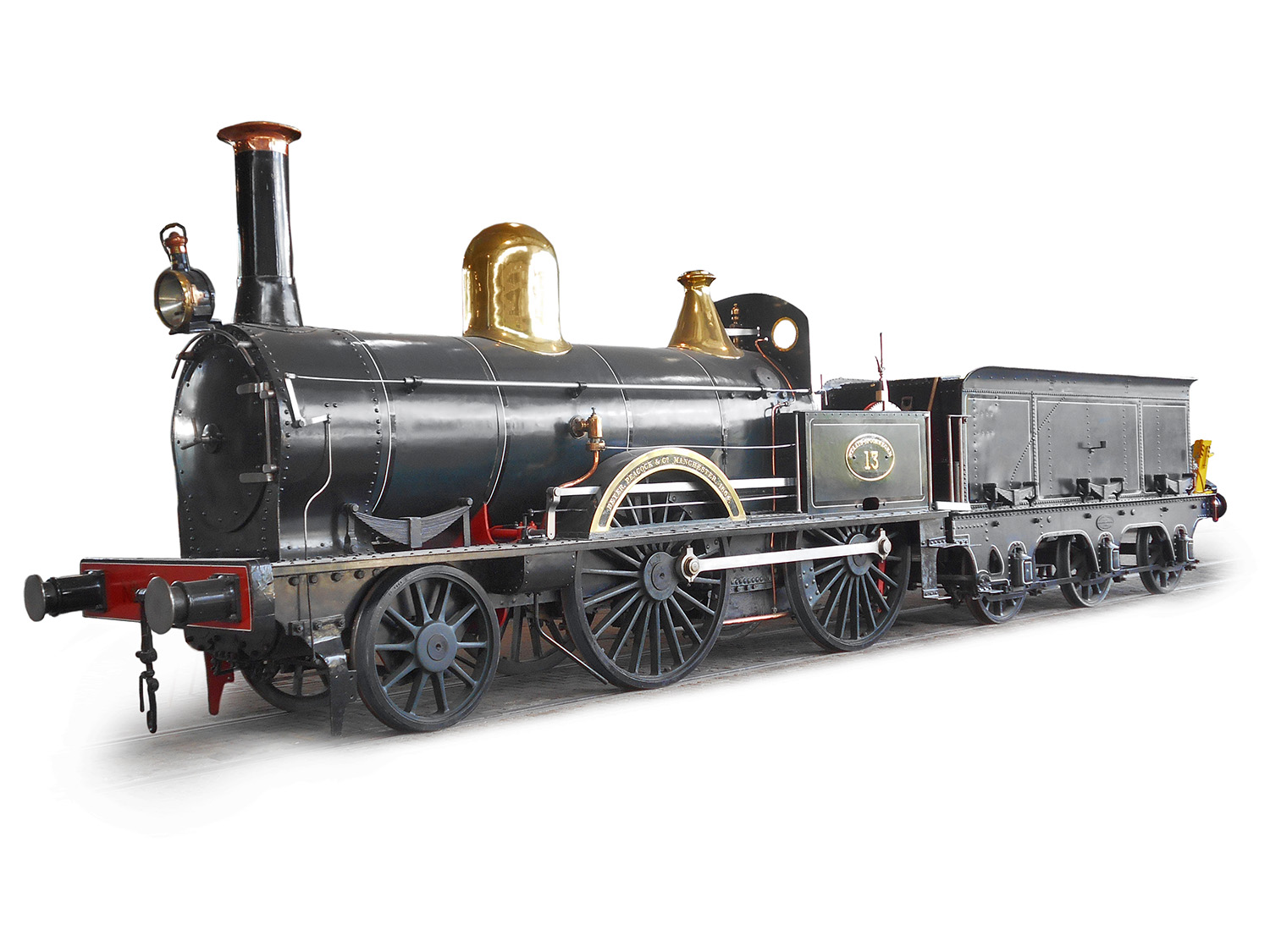 dutch steam engine 13