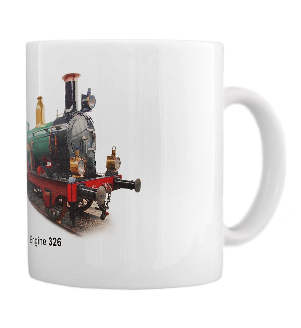 engine 326 mug right view