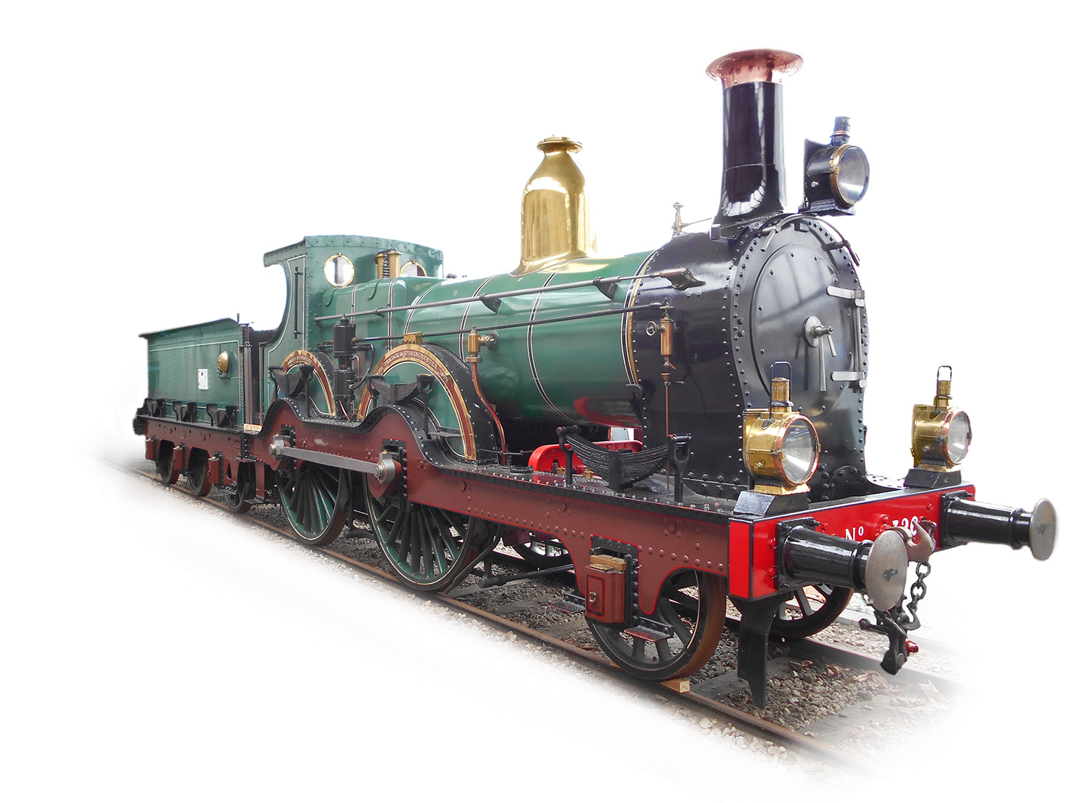 dutch steam engine 326