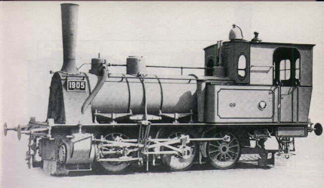 locomotive t-3