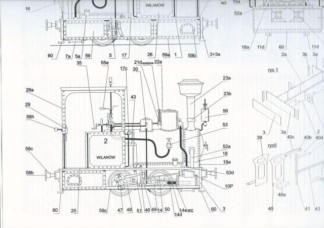 narrow gauge engine wilanowska graphic instructions 2