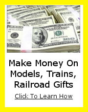 Make Money with Model Trains