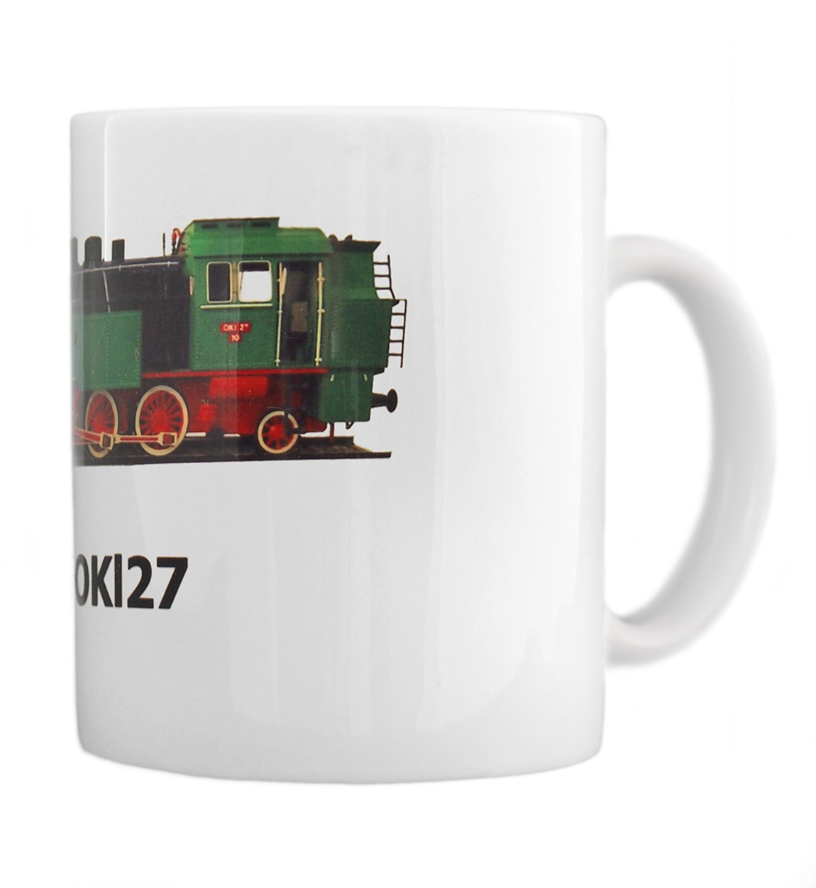 engine Okl27 mug right view