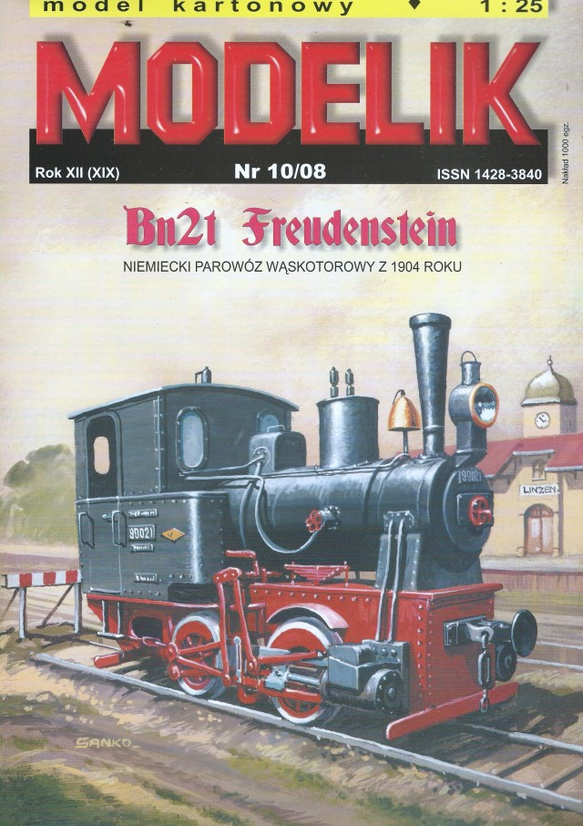 freudenstein bn2t model book cover