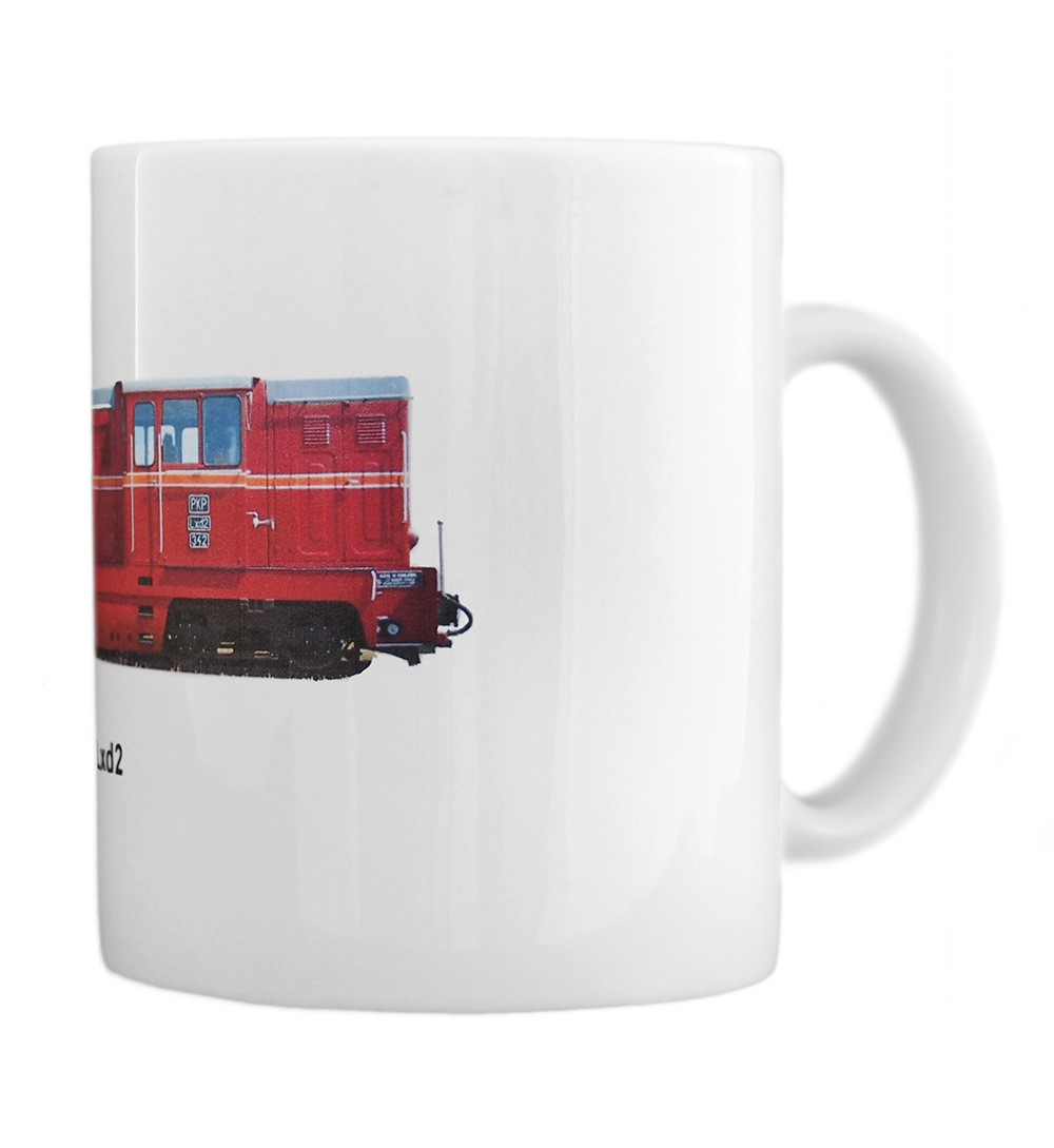 engine Lxd2 mug right view