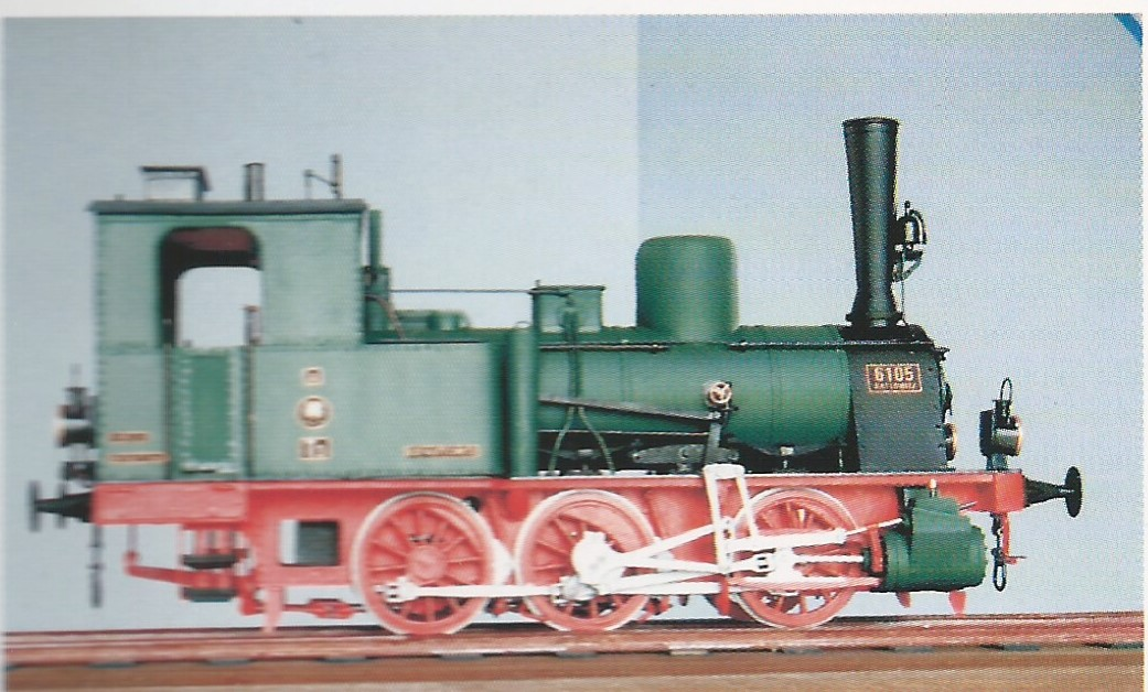 prussian steam engine
