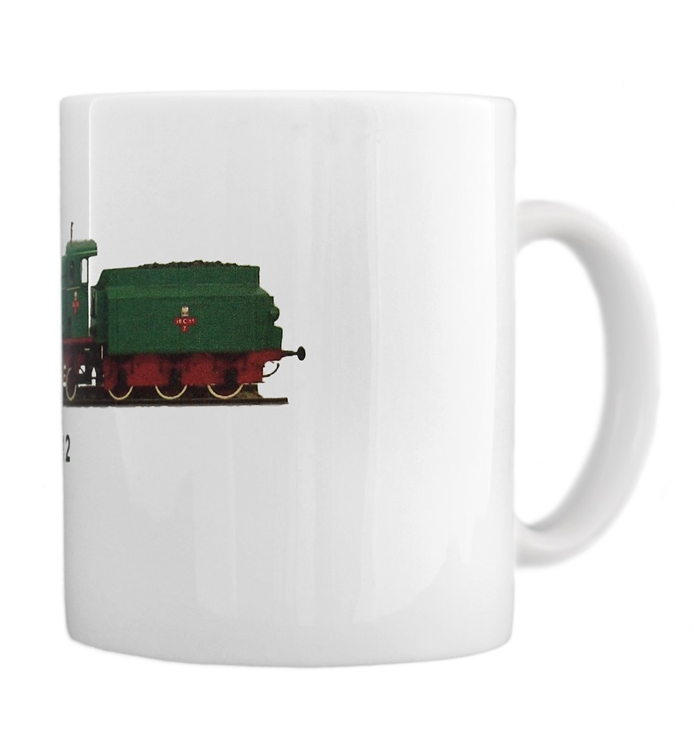 engine Ol12 mug right view