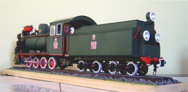 steam engine px29 model image 1
