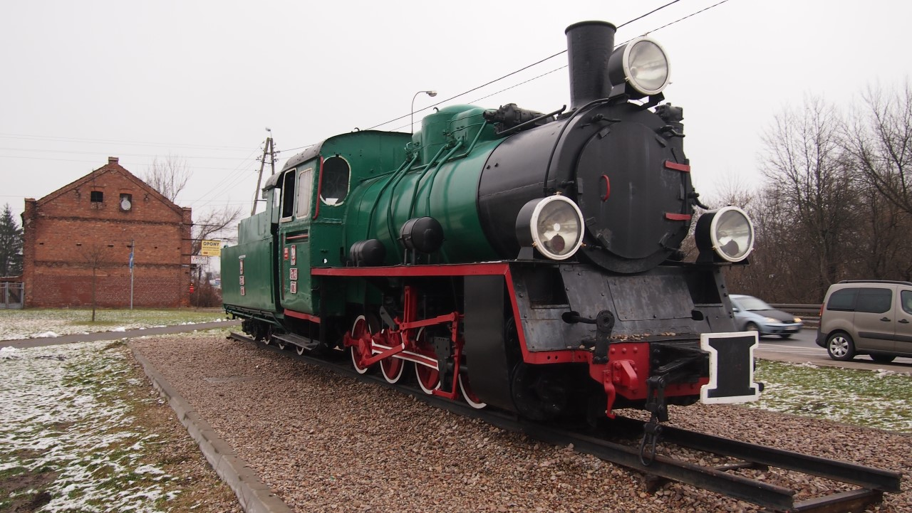 narrow gauge steam engine px48 view 7
