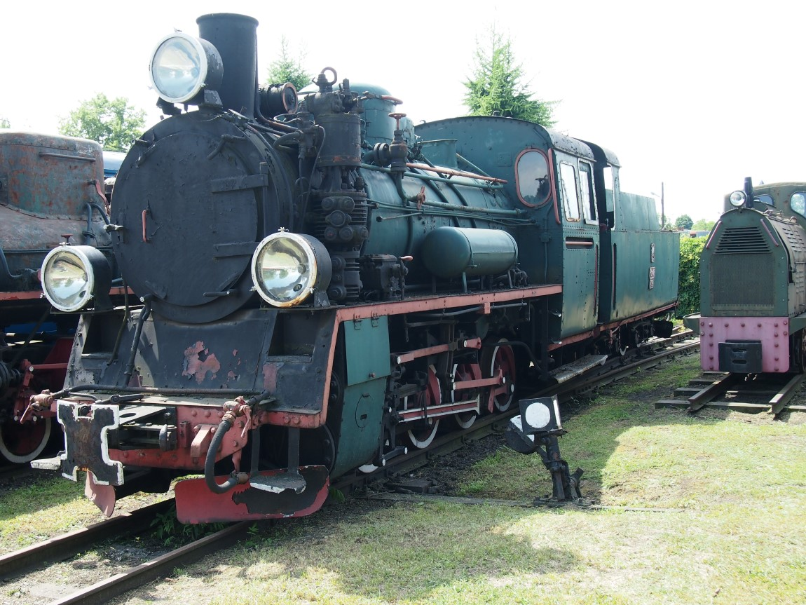 px48 steam engine sochaczew 10
