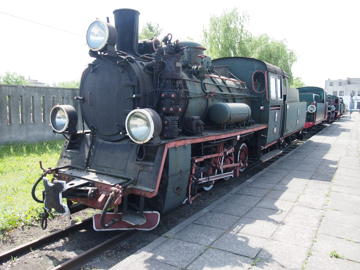 px48 steam engine sochaczew 7