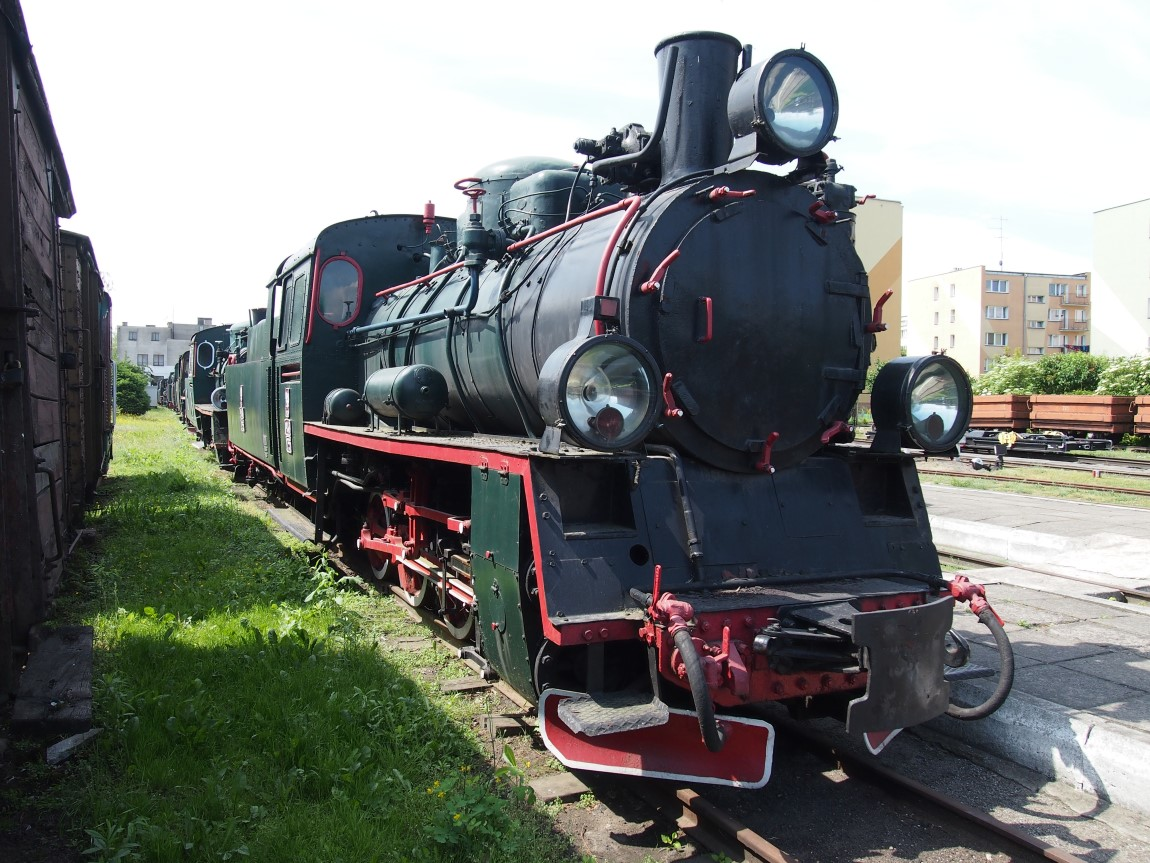 px48 steam engine sochaczew 9