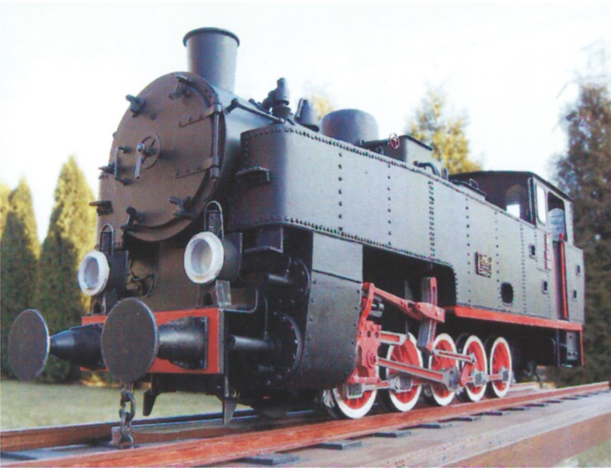 steam engine tw29