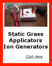 Staic Grass Applicators